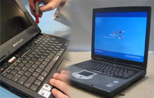 Depannage ordinateur portable par Creative IT : toutes marques et modeles.