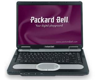 Dépannage portable Packard Bell