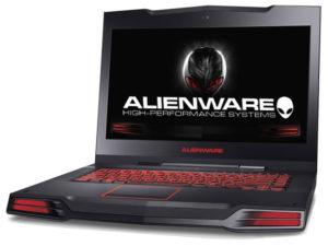 depannage ecran Alienware