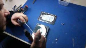 Recuperation disque dur Lyon