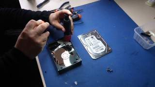 Recuperation donnees Seagate par Creative IT