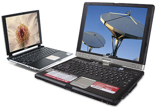Toshiba Laptop Repair Services by Creative IT