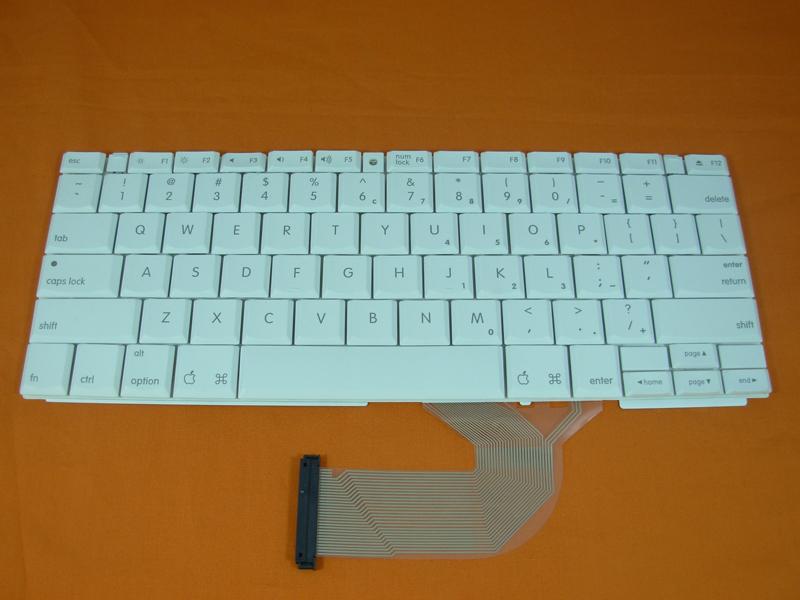 Apple iBook G4 14-clavier-portable